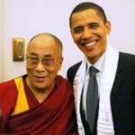 US Präsident Obama trifft Dalai Lama